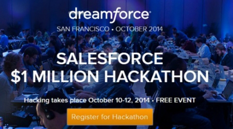 Sales Hack #7 1/2: How I hacked Dreamforce 2014 (#DF14)